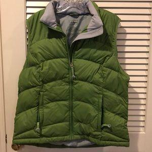 Ladies L.L. Bean- Down Vest- Size Large